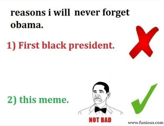 Why I Will Never Forget Obama