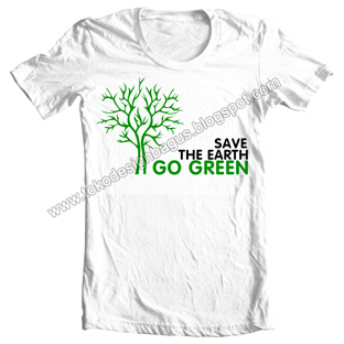 kaos-distro-go-green-save-the-earth