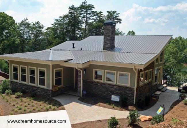 Arquitectura de casas ejemplos y modelos de casas americanas for Modelos de viviendas