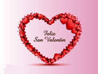 Happy Valentines Day SMS Text Messages in Spanish 2016