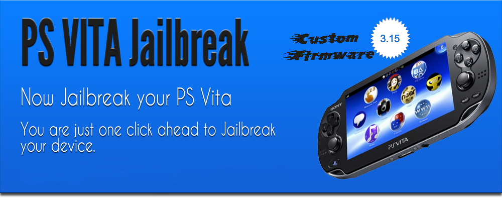 PS Vita Jailbreak CFW