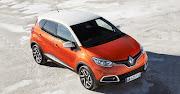 Juke's Brother-Renault Captur Concept renault captur
