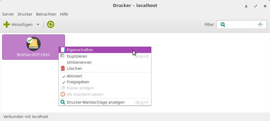 Drucker & Scanner einrichten | Linux Mint 17 | TEAM-LINUX.DE