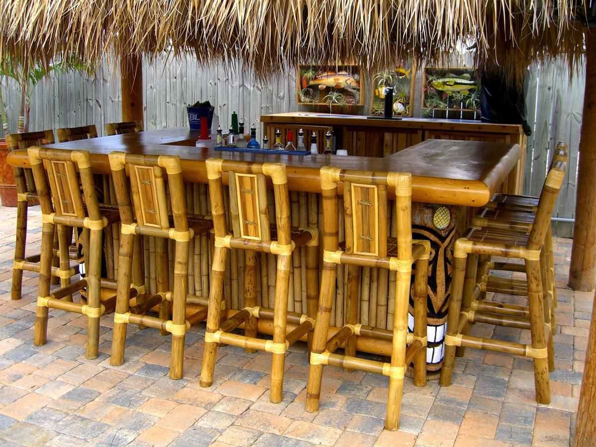 Big Kahuna Tiki Huts And Bar