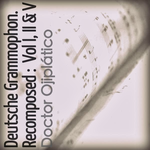 Listas Spotify. Deutsche Grammophon - Recomposed: Vol I, II & V