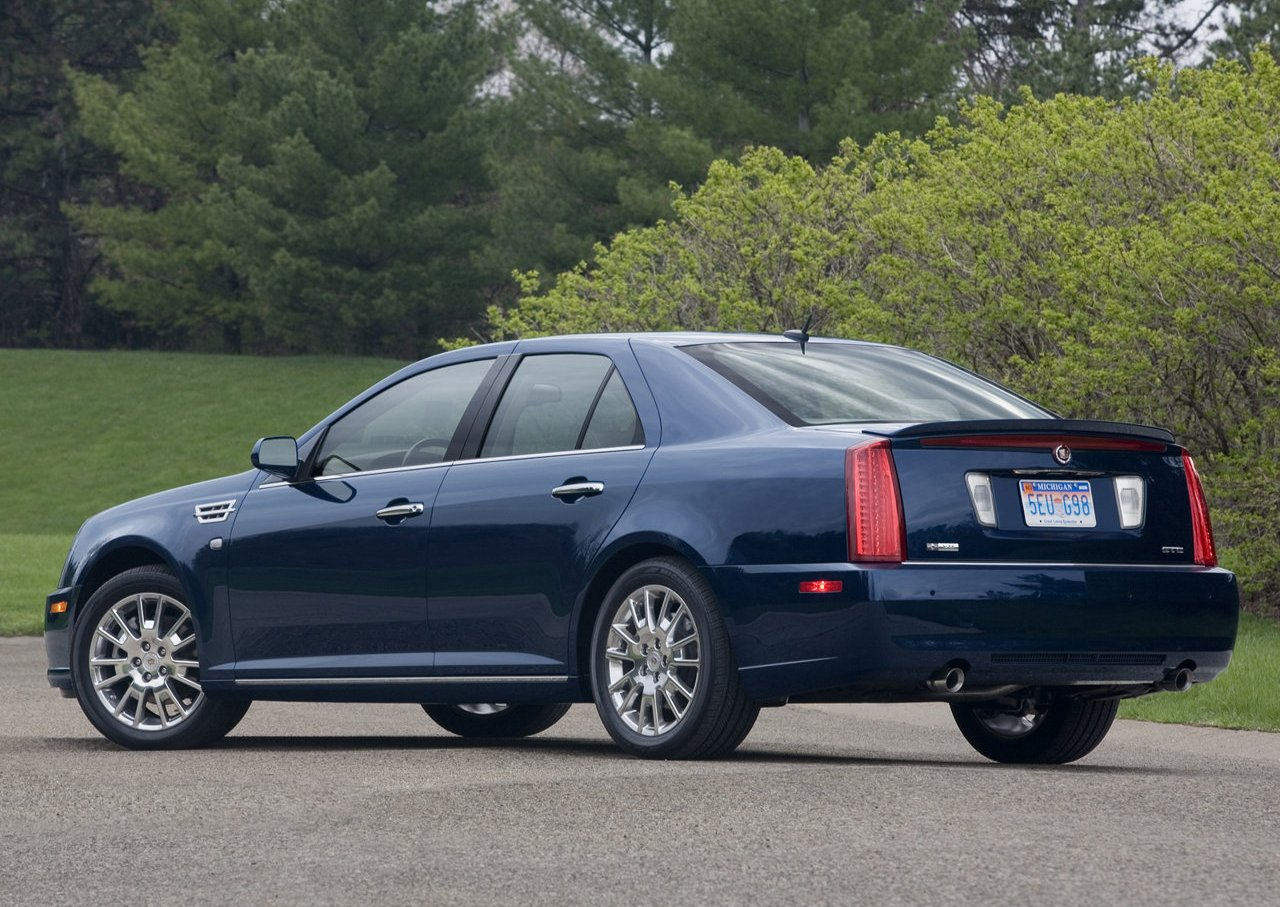 New Cars By.Cadillac Type STS