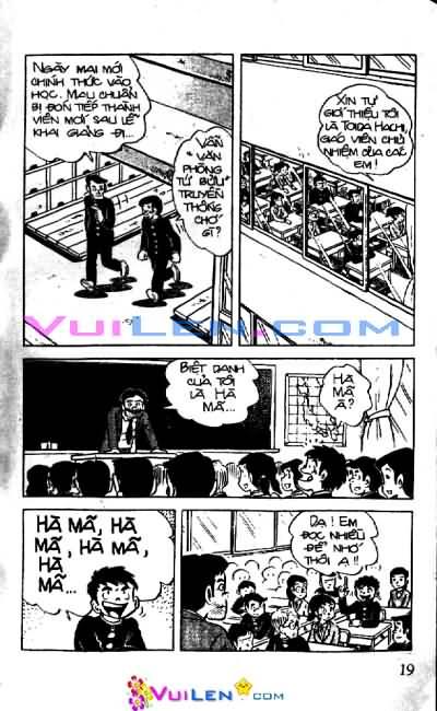 Jindodinho - Đường Dẫn Đến Khung Thành III  Tập 1 page 19 Congtruyen24h