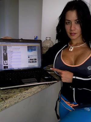 Diosa Canales calendario 2008 fotos.
