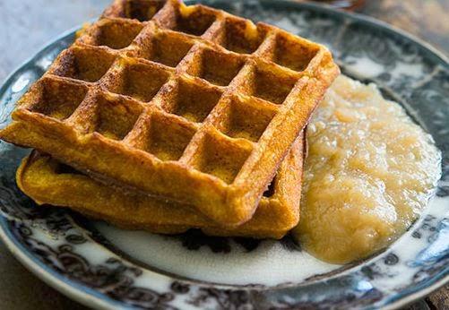 How to Make Pumpkin Waffles Recipe