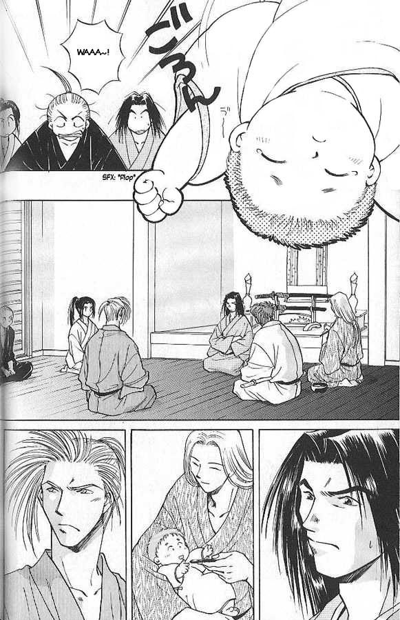 Soshite Haru No Tsuki chap 2 - Trang 11