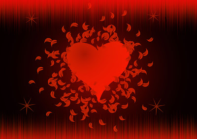 Valentine heart backgrounds wallpapers Free