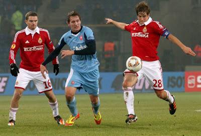 Wisla Krakow 2 - 1 FC Twente (1)