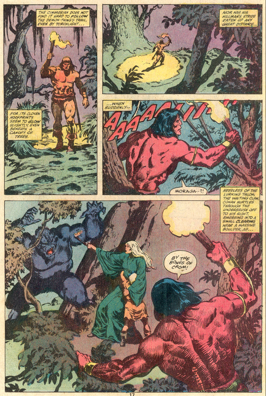 Conan the Barbarian (1970) Issue #113 #125 - English 12