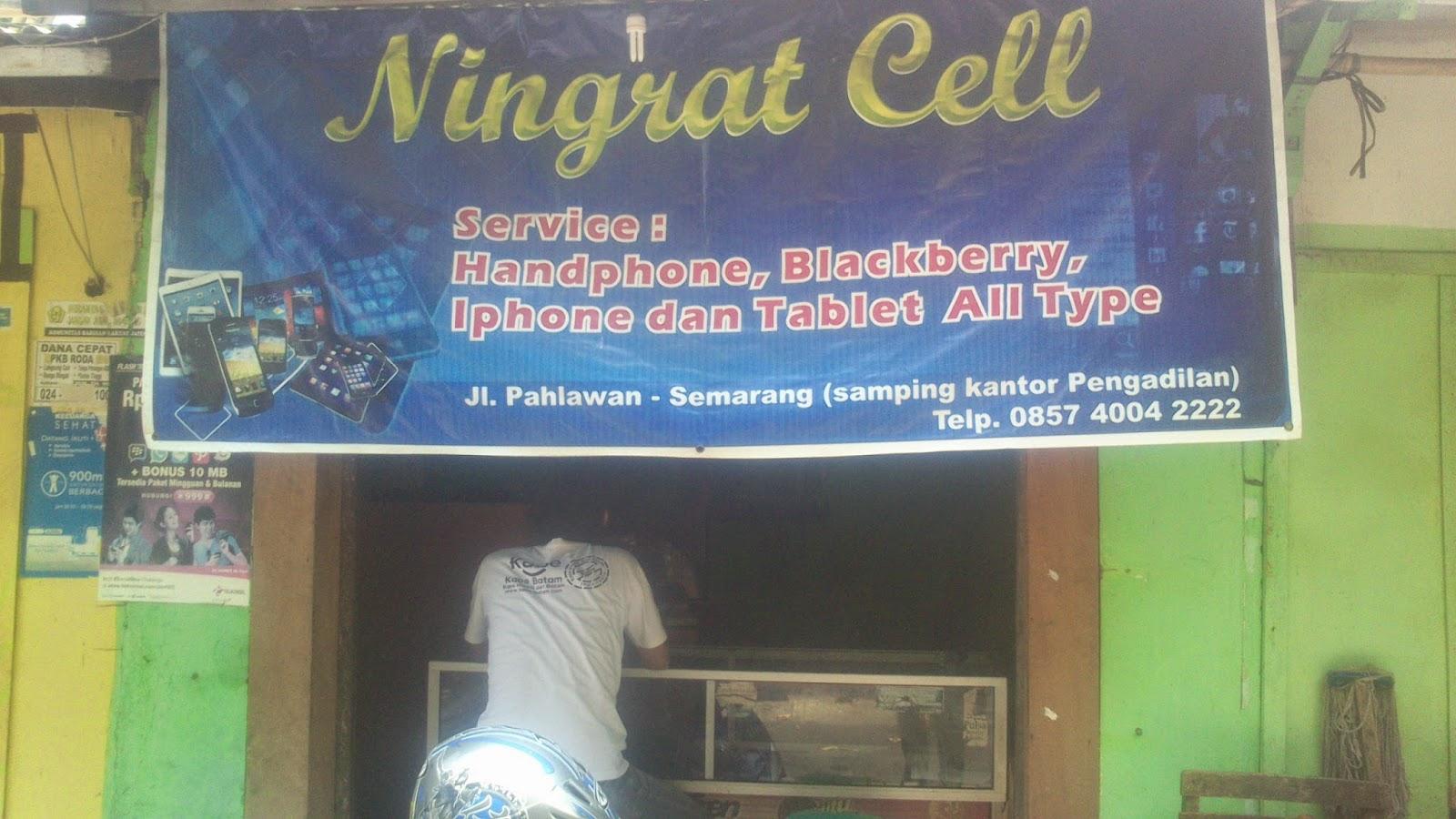 Tempat Servis HP cina, Android BB (blackberry), Iphone Terbaik di Semarang