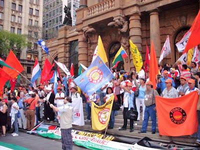 Ato histórico em São Paulo pelo Estado da Palestina Já - foto 9