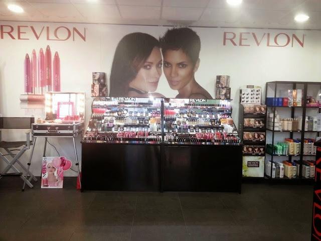 temporary store revlon 04