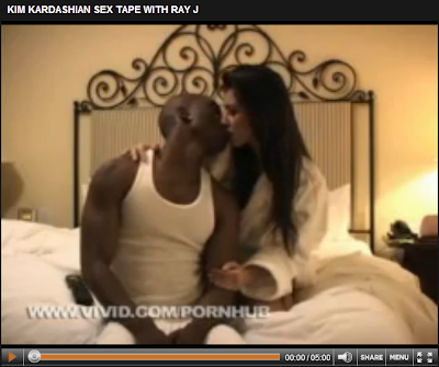 video porno hard hot  di Kim Kardashian
