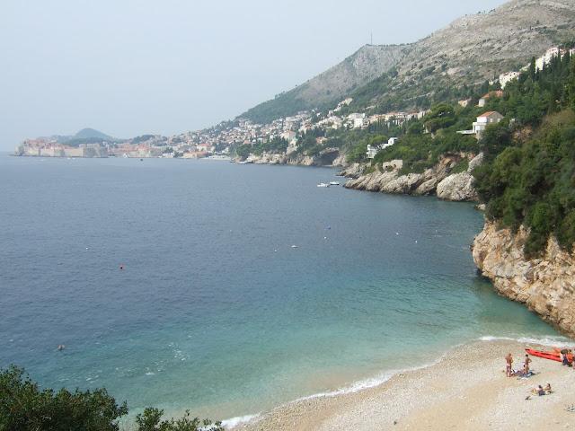 dubrovnik sveti jakov beach