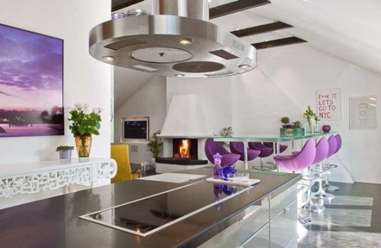 Loft de Lujo Moderno Ideas para decorar disear y mejorar tu casa