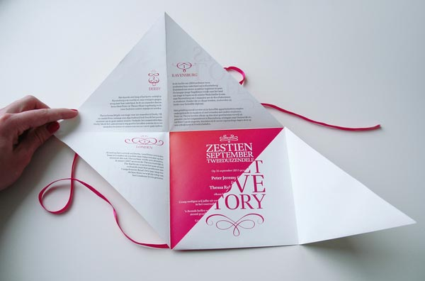 35 Creative Wedding Invitation Designs for Inspiration JayceoYesta