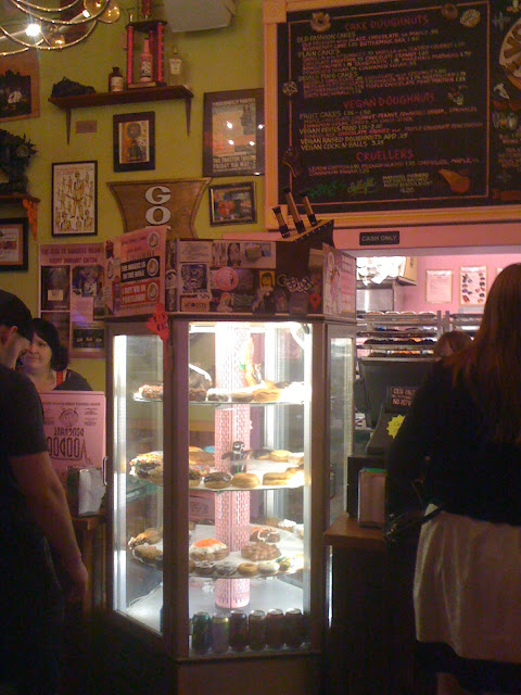 Voodoo Doughnuts in Portland, Oregon