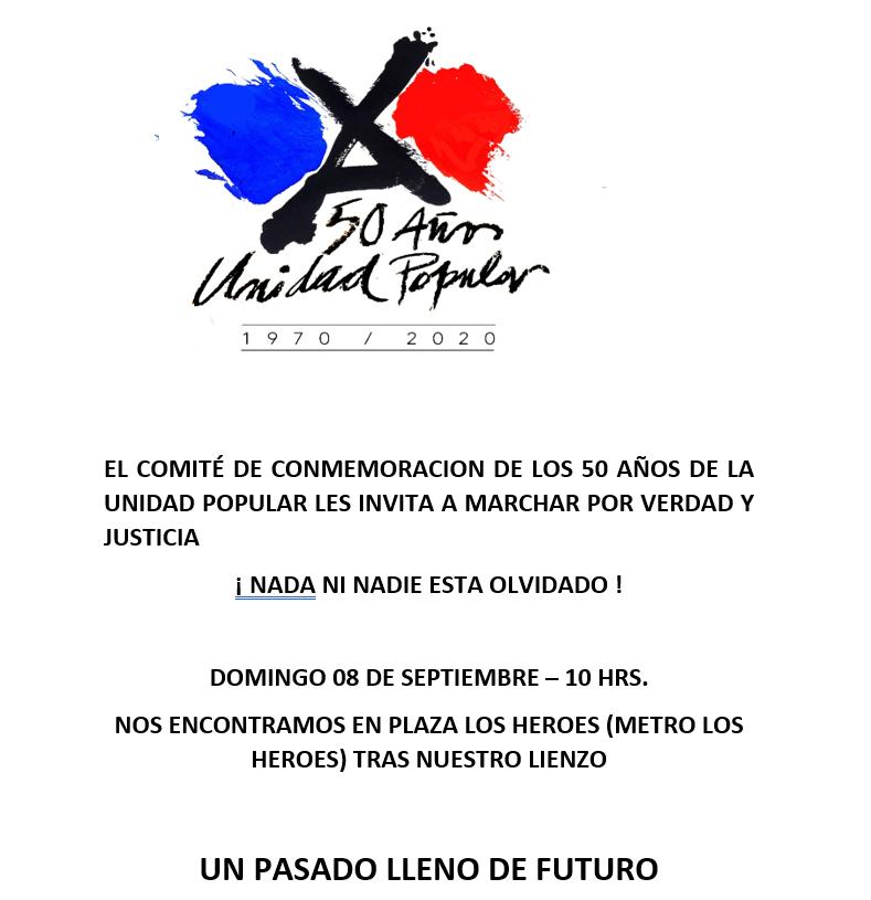 UN PASADO LLENO DE FUTURO. DOMINGO 8 DE SEPTIEMBRE - 10 HRS.
