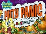 Patty Panic Spongebob Game