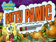 Patty Panic Spongebob Game