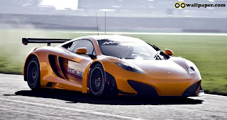 Super Mclaren  Car