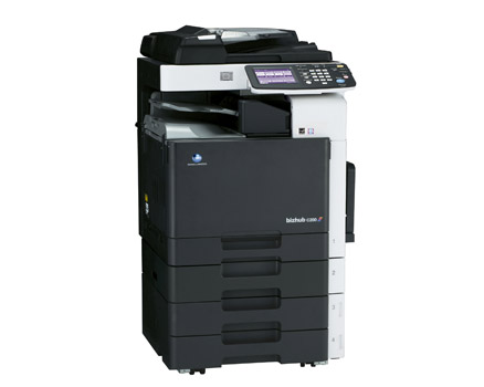 Konica Minolta Bizhub 20 Printer Driver Download
