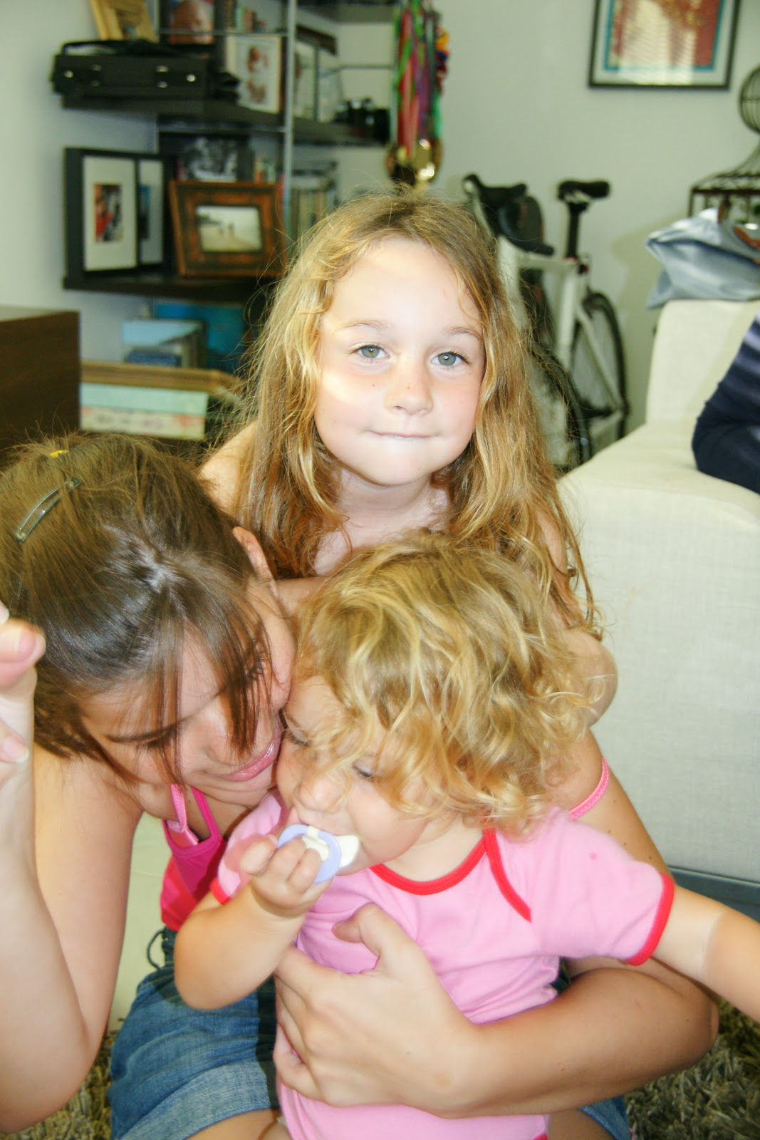 I Adore Them Kids!