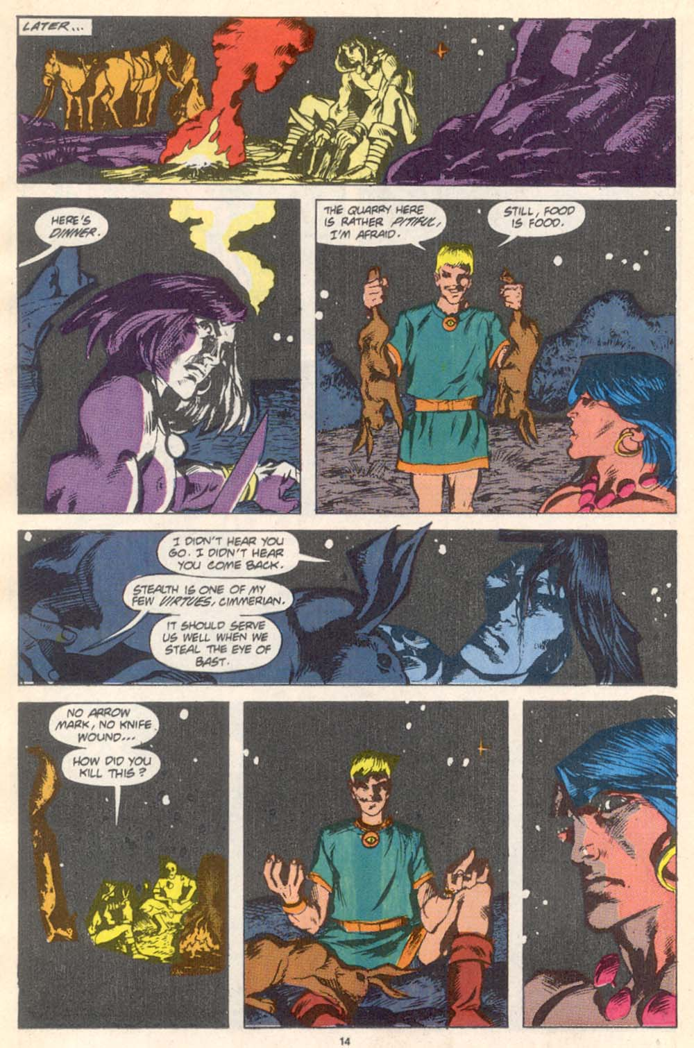 Conan the Barbarian (1970) Issue #226 #238 - English 11