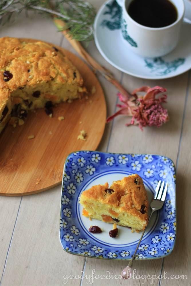 Olive Oil Cake Food