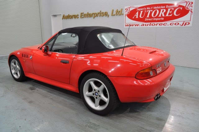 1999 Bmw Z3 Rhd For Mozambique To Maputo Japanese Vehicles