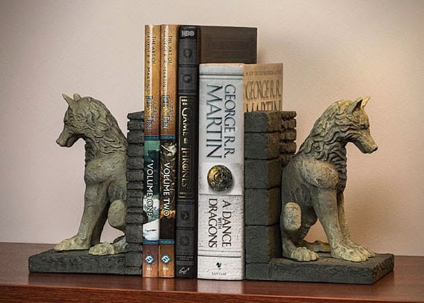 Book bookends 8 - 20+ Awesome Bookends You would love to see