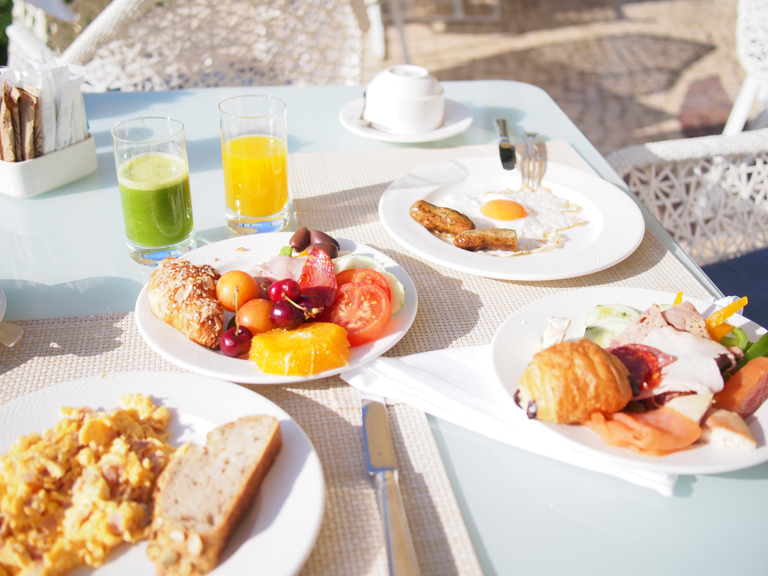 vila vita parc breakfast