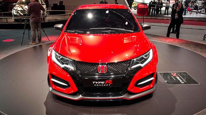 Honda civic type r 2015 Price