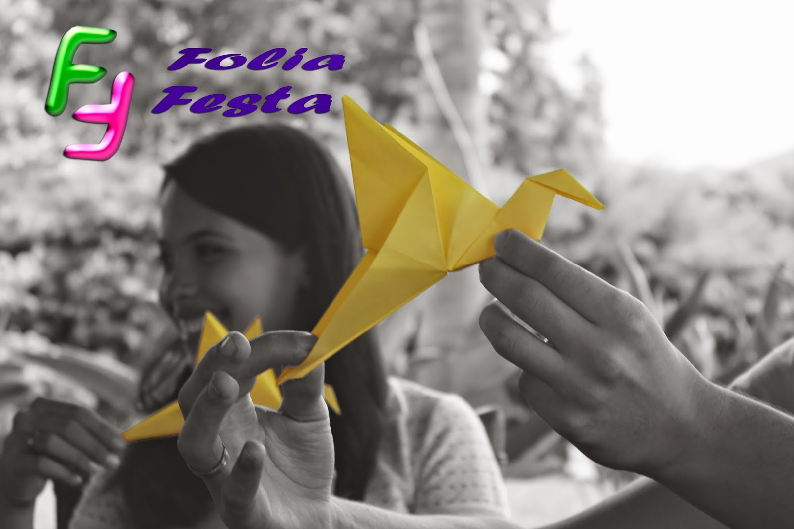 Origami interativo