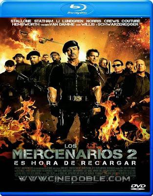 los mercenarios 2 2012 1080p latino Los Mercenarios 2 (2012) 1080p Latino