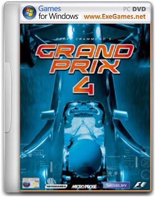 Grand Prix 4 Game