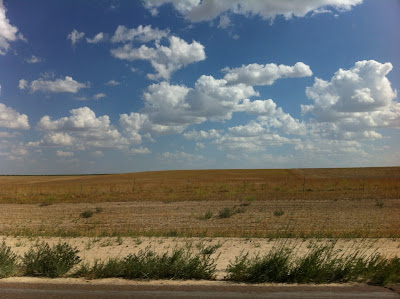 Kansas prairies