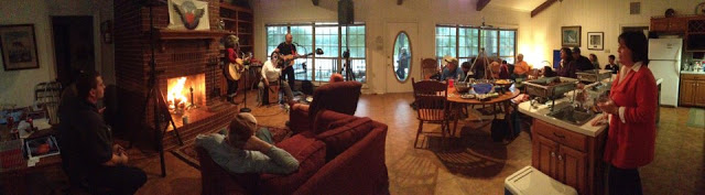 Airheart House Concert