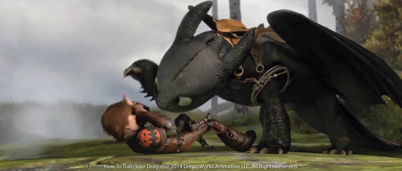 how to train your dragon movie review Epic, thrilling 3d adventure sequel is outstanding read common sense media's how to train your dragon 2 review, age rating, and parents guide.