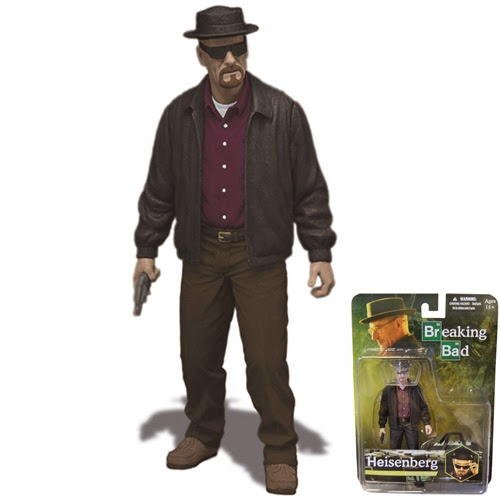 Figura Heisenberg.Walter White. Breaking Bad.