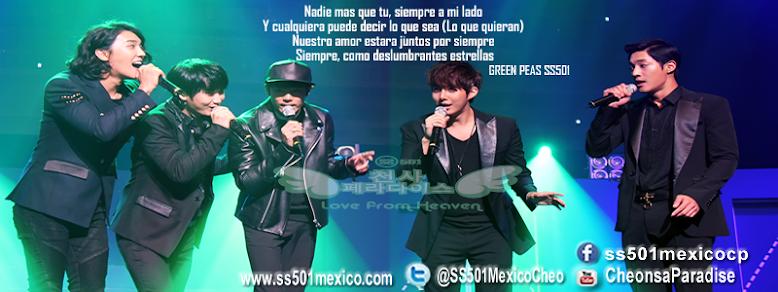 SS5O1 MEXICO-CHEONSA PARADISE