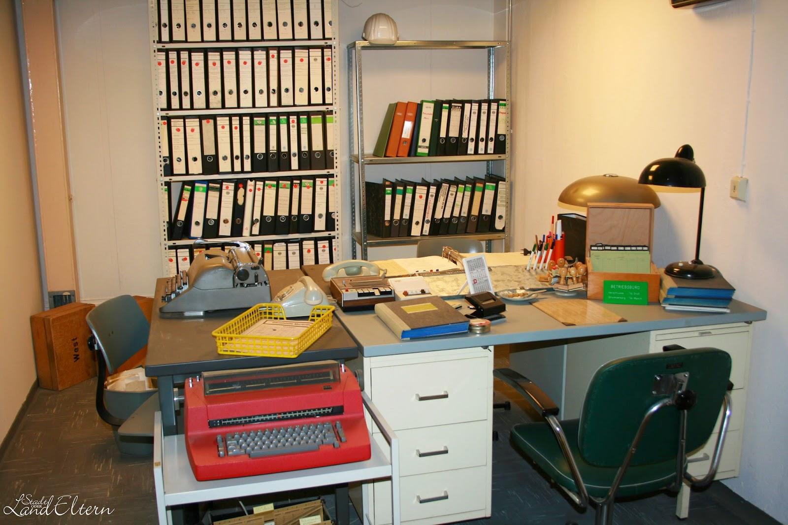 Dokumentationsstätte Regierungsstation Ahrweiler - Büro