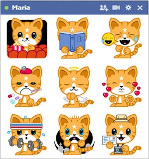 imagenes para chat de facebook