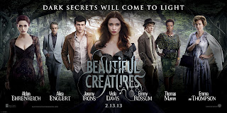 Beautiful Creatures Movie Poster HD Wallpaper