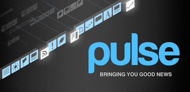Nueva actualización de Pulse, el lector de noticias