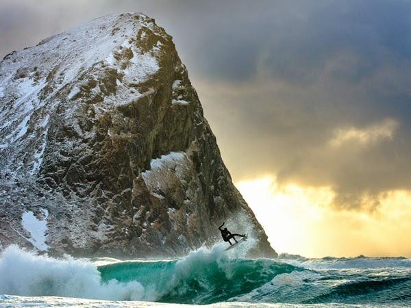 surf islas lofoten